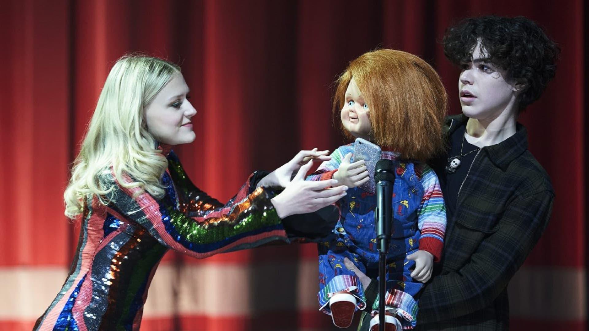 Star plus estrenó Chucky: La serie, el regreso del muñeco diabólico