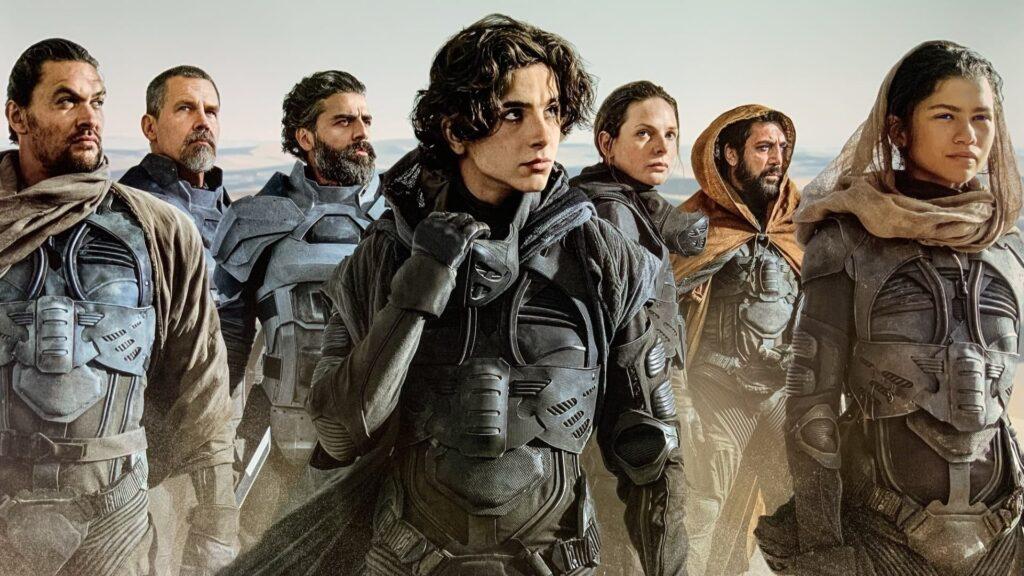 La película Dune llegó a los cines ¿Cómo verla gratis en HBO Max?
