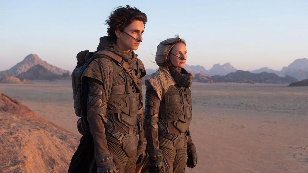 REVIEW Dune va del despliegue visual a una tediosa película para ver