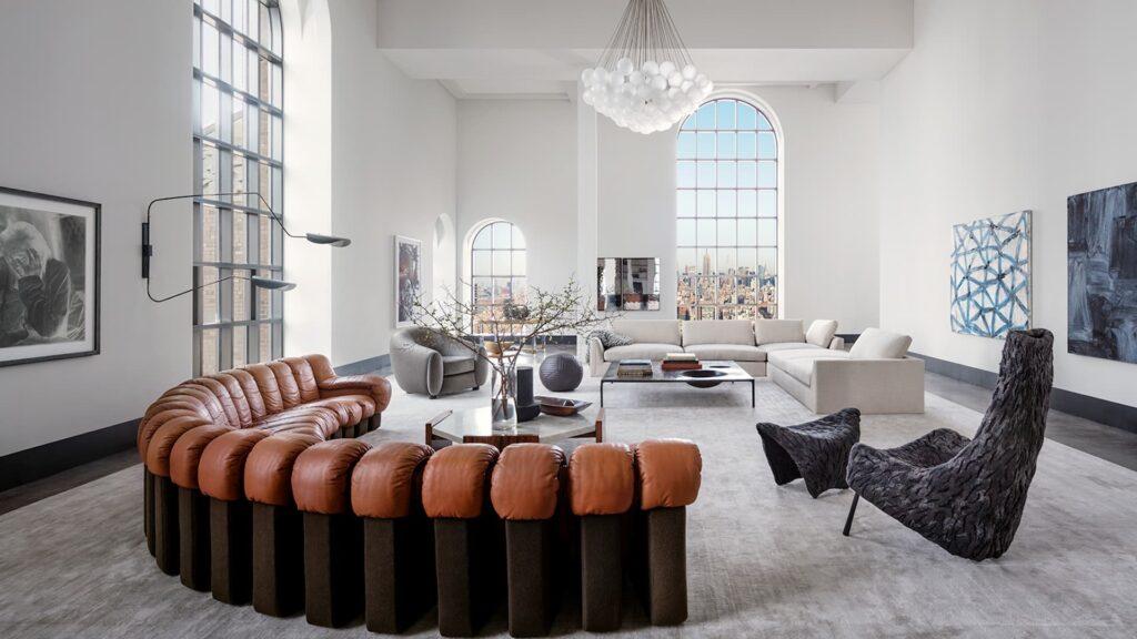 Así es el apartamento más grande de Nueva York. ¿Cuánto cuesta?