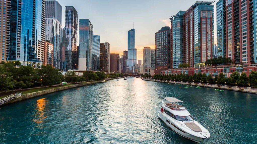 Conocida como The Windy City, ¿es Chicago la ciudad más ventosa?