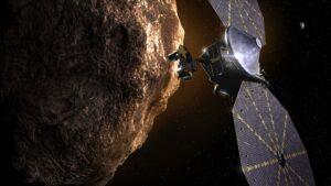 Así será la nave espacial Lucy que investigará los asteroides troyanos
