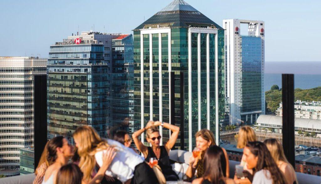 Estos son los algunos de los rooftops más visitados en el mundo